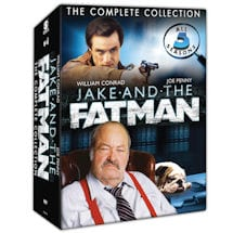 Jake and the Fatman: The Complete Collection DVD