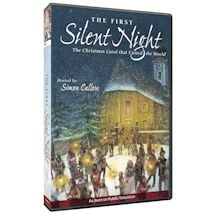 The First Silent Night DVD