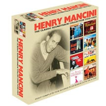 Henry Mancini: The Classic Soundtrack Collection 1958-1963 CD