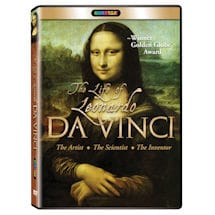 The Life of Leonardo da Vinci DVD