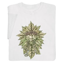 Green Man Shirts