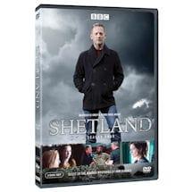 Shetland Season Four DVD