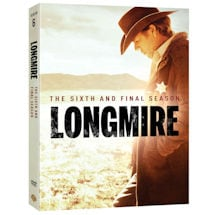 Longmire: The Sixth and Final Season DVD