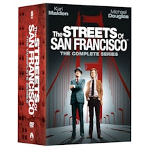 The Streets of San Francisco: The Complete Collection DVD
