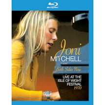 Joni Mitchell: Isle of Wight Festival Blu-ray