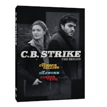 C.B. Strike The Series DVD
