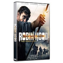 Robin Hood: The Rebellion DVD