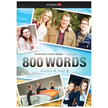 PRE-ORDER 800 Words: Season 3, Part 2 DVD