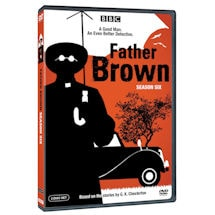 PRE-ORDER Father Brown: Season 6 DVD
