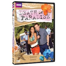 Death In Paradise: Season Seven DVD