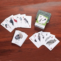 Birds of Eastern/Central North America Playing Cards