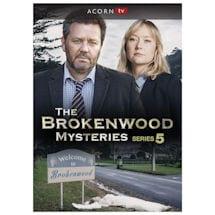 PRE-ORDER Brokenwood Mysteries Series 5