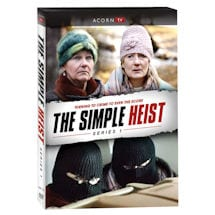 The Simple Heist DVD