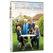 PRE-ORDER Tea with the Dames