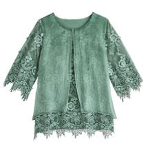 Lacy Layered Tunic