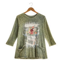 Dream of Paris Tunic