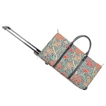 William Morris Tapestry Carry-on Bag