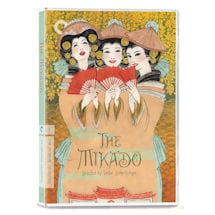 The Criterion Collection: The Mikado DVD/Blu-ray