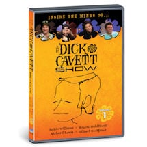 The Dick Cavett Show: Inside the Minds of The Great Comedians DVD