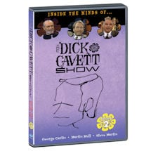 The Dick Cavett Show: Inside the Minds of the Great Comedians (Vol 2) DVD
