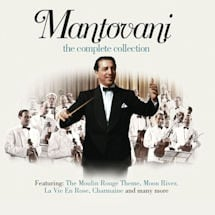 Mantovani 100 Golden Classics