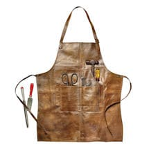 Leather Shop Apron