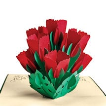Tulips Pop-Up Cards