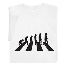 Abbey Road Evolution Shirts