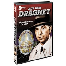 Dragnet DVD