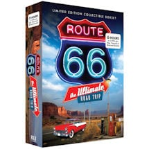 Route 66: The Collector's DVD Set