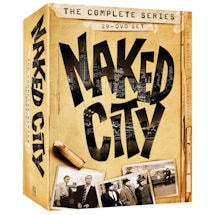 Naked City: The Complete Series DVD Set