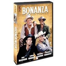 Bonanza: Classic Adventures from the Ponderosa Ranch DVD