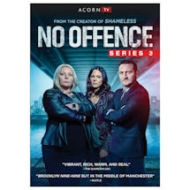 PRE-ORDER No Offence, Series 3 DVD