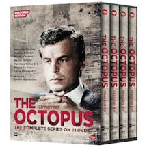 The Octopus: The Complete Series DVD Set