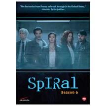 Spiral Season 6 DVD
