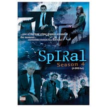 Spiral Season 4 DVD Set
