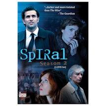 Spiral Season 2 DVD Set