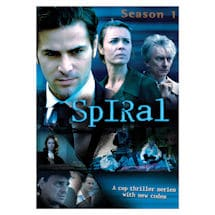 Spiral Season 1 DVD Set