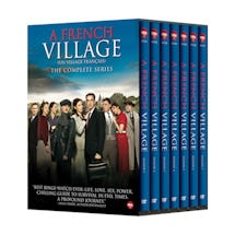 A French Village Complete Binge Set DVD