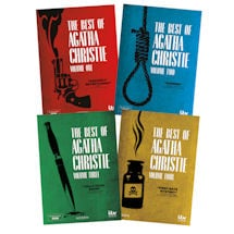 Best of Agatha Christie Vol 1-4 DVD Set