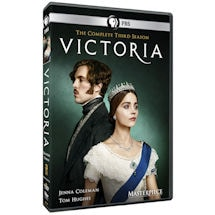Victoria Season 3 DVD/Blu-ray
