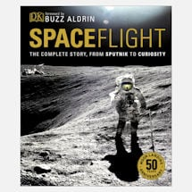 Smithsonian: Spaceflight, The Complete Story Hardcover Book