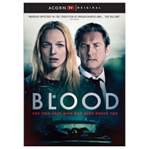 Blood DVD & Blu-ray