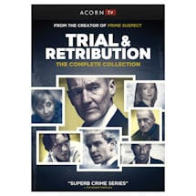PRE-ORDER Trial & Retribution: The Complete Collection DVD