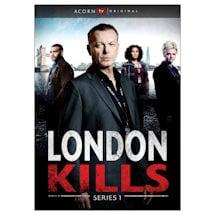 PRE-ORDER London Kills: Series 1 DVD & Blu-ray