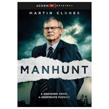 Manhunt DVD & Blu-ray