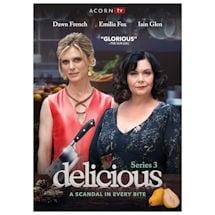 Delicious: Series 3 DVD