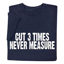 Never Measure Shirts