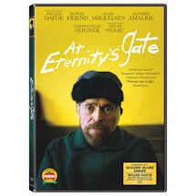At Eternity's Gate DVD