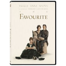 The Favourite DVD & Blu-ray